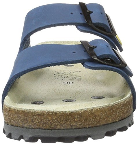 Weeger ESD Pantolette, Zoccoli donna (Ozean)