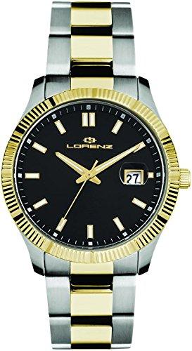 Lorenz 026979BB Herren Armbanduhr