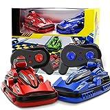Wokee RC Modell Auto, Fernbedienung RC Auto Autos RC Spielzeug Spiel 2 Radio Control Fahrzeuge ferngesteuertes Auto 4 Kanäle