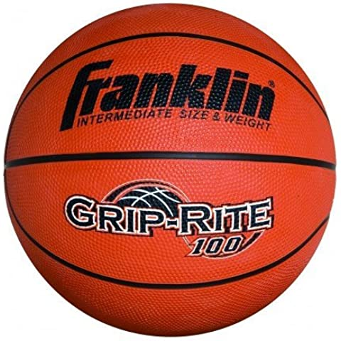 Franklin Sports Official With its legendary Size Grip Rite Rubber Basketball - Franklin Sport Grip