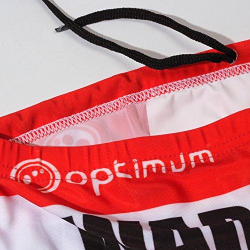 Optimale Men'Tackle Trunk s Unterhose Sportswear RL Mehrfarbig - Warriors RL