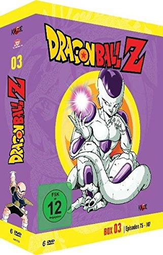 Dragonball Z - Box 3/10 (Episoden 75-107) [6 DVDs]