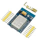 Ils - GA6 5V Mini GPRS/GSM-Modul A6 SMS/Voice Development Board FCC CE-Zertifizierung DTMF TCP Unterstützung 2G 3G 4G Handy-Karte mit Drahtloser Datenübertragung SMS und Sprachdienste Funktion