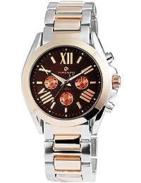 Reloj de pulsera de metal Timento