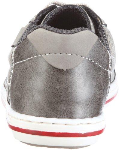 Rieker 19013 Herren Sneakers Grau (stein/cement/smoke / 42)