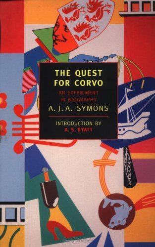 the-quest-for-corvo-an-experiment-in-biography-new-york-review-books-classics