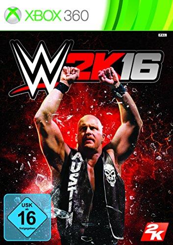 Wwe-360-spiele (WWE 2K16 - [Xbox 360])