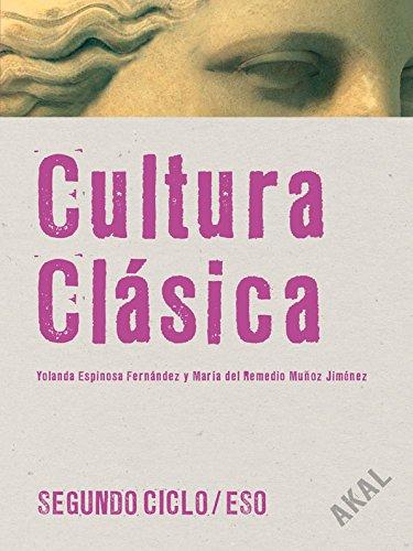 Cultura Clásica (Enseñanza secundaria) - 9788446021964