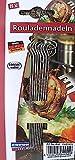 Coronet® Living 8 Rouladen Nadeln Rostfrei Rouladennadel 95mm