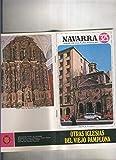 Navarra temas de cultura popular numero 325: Otras iglesias del viejo pamplona
