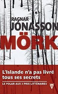 Mörk par Ragnar Jónasson