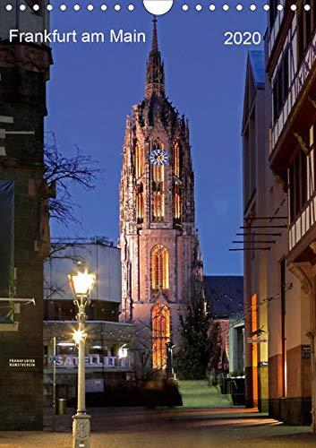Frankfurt am Main 2020 Bilder vom Taxifahrer (Wandkalender 2020 DIN A4 hoch): Frankfurt am Main Bildkalender vom Frankfurter Taxifahrer Petrus Bodenstaff (Monatskalender, 14 Seiten ) (CALVENDO Orte)
