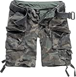 Brandit Savage Vintage Gladiator Short Woodland S
