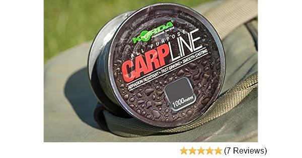 New Fox Torque High Performance Mono Line LowVis Green Carp Fishing All Strain