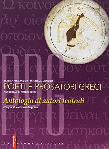 Poeti e prosatori greci. Per il Liceo classico. Con espansione online: 5