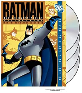 Batman: Animated Series 4 [DVD] [2005] [Region 1] [US Import] [NTSC]