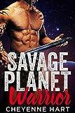 Savage Planet Warrior: Science Fiction Alien Romance