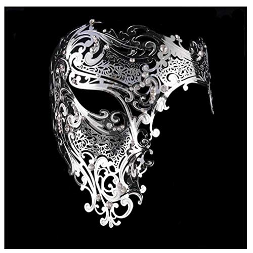 - Venezianische Schädel Maske
