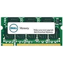 DELL 4 GB DDR4 SODIMM 2133MHz 4GB DDR4 2133MHz módulo de - Memoria (4 GB, DDR4, 2133 MHz, Portátil, 260-pin SO-DIMM, 1 x 4 GB)