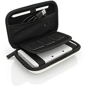 iGadgitz U6335 – Eva Hart Schutzhülle Kompatibel mit Nintendo 3DS (Nicht FÜR 3DS XL) – Weiß
