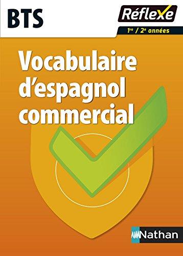 Vocabulaire d'espagnol commercial - BTS