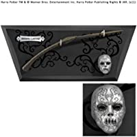 Bellatrix Wand with wall display & mini mask