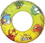 Offiziell lizensierter ORIGINALER The Trash Pack aufblasbarer Kinder Schwimmreifen -