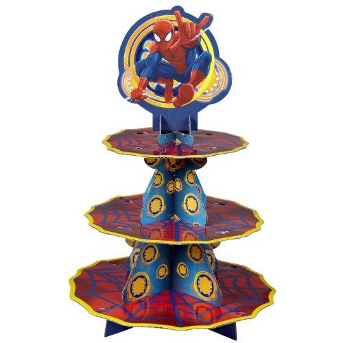 wilton-traiter-stand-spider-man-1175-inch-x-epines-peut-contenir-24-dautres-multicolore