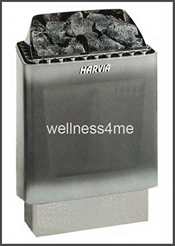 Well Solutions® Harvia Saunaofen KIPE 9 kW ohne Steuerung, ohne Steine by Harvia