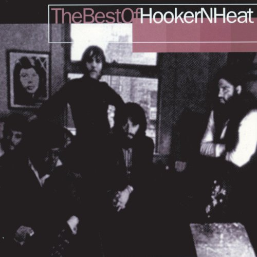 Preisvergleich Produktbild Best of Hooker 'N' Heat