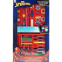 Spiderman - Estuche de 52 piezas