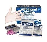Soft-Hand Pro-Fit OP Handschuhe Gr. 6 steril 50Paar gepudert