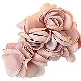cuhair(TM) 1 Stück Blume Frauen Mädchen Haarspange Haarnadeln Haarklammer Haarschmuck