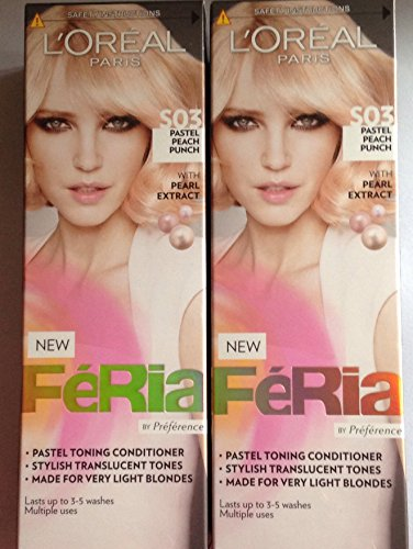loreal-paris-feria-semi-permanent-hair-colour-pastel-peach-punch