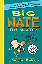 Big Nate: Fun Blaster: Cheezy Doodles, Crazy Comix, and Loads of Laughs! (Big Nate Activity Book) by Lincoln Peirce (2015-05-05)