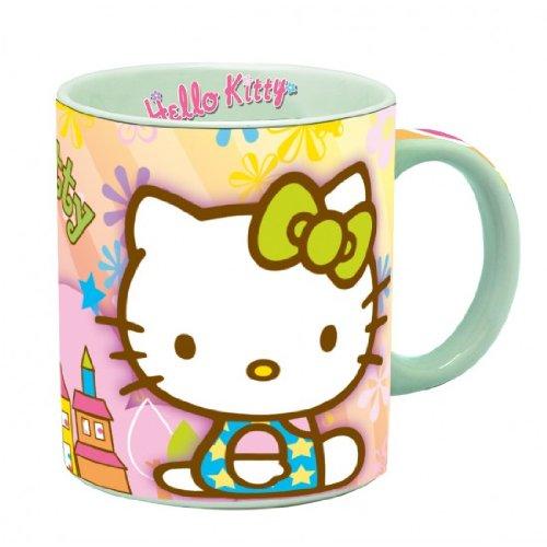 Mug hello kitty (Keramik Becher Kitty Hello)