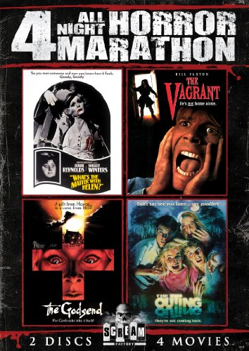 All Night Horror Movie Marathon 1 (2pc) [DVD] [Region 1] [NTSC] [US Import]