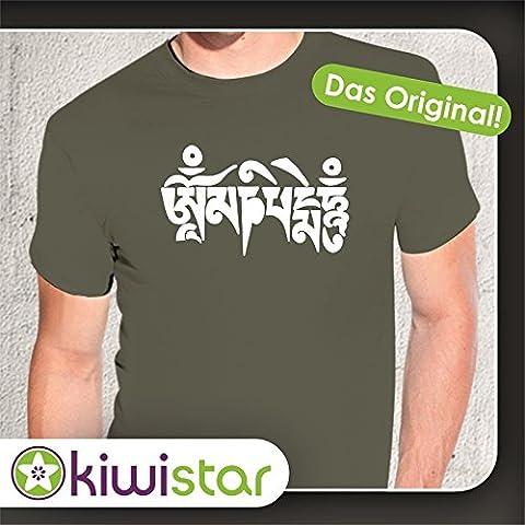 Kiwistar - Camiseta - Básico - Manga corta - para hombre