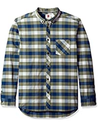 Quiksilver Men's Lotted Woven Top
