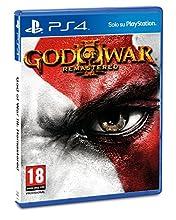 God of War III Remastered Standard PlayStation 4