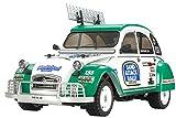 TAMIYA 58670 58670-1:10 RC Citroen 2CV Rally (M-05Ra), ferngesteuertes...