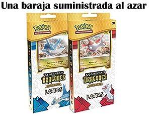 Pokemon JCC - Minicolección de Cartas Majestad de Dragones: Latias/Latios