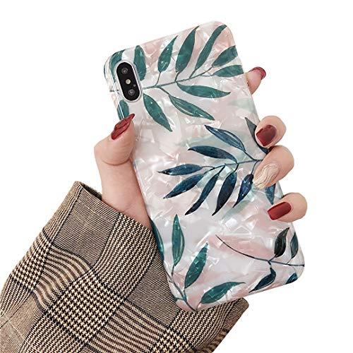 Bakicey iPhone Xr Hülle iPhone Xr Handyhülle Bling Bling Shell Hülle iPhone Xr Schutzhülle TPU Anti-Scratch Stoßfest Silikon Ultra Dünn Bumper case für iPhone Xr Cover(K)