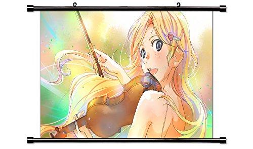 Your Lie in April Shigatsu wa Kimi no Uso Anime Wall