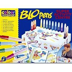 Stylos Blo super-Centre d'activités Stylos Blopens 15 + modèles