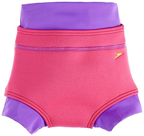 Preisvergleich Produktbild Speedo Baby Badehose Speedo Swimnappy Cover 74cm (6-12 Monate) raspberry fill
