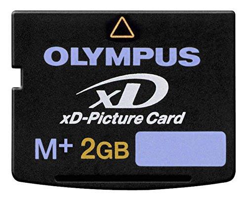 2GB xD Picture Speicherkarte Typ M + für Olympus & Fuji