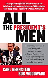 All the President's Men by Bob Woodward (1994-06-16)
