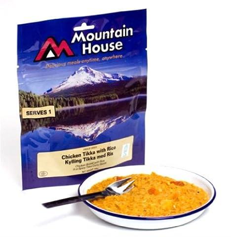 Mountain House Chicken Tikka -Serves 2