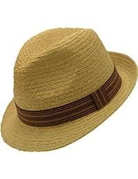 Failsworth Murcia Hat, Mens Summer Rush Trilby Hat